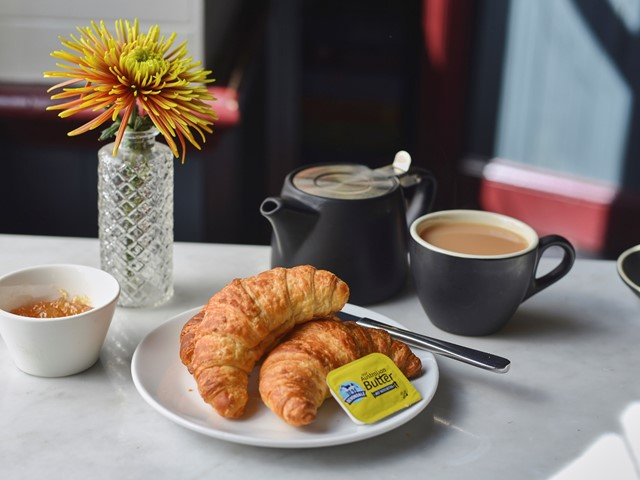 Complimentary Continental Breakfast Daily The Russell Hotel Sydney The Rocks