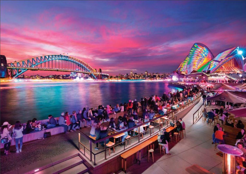 vivid sydney 2019 top tips accommodation hotel
